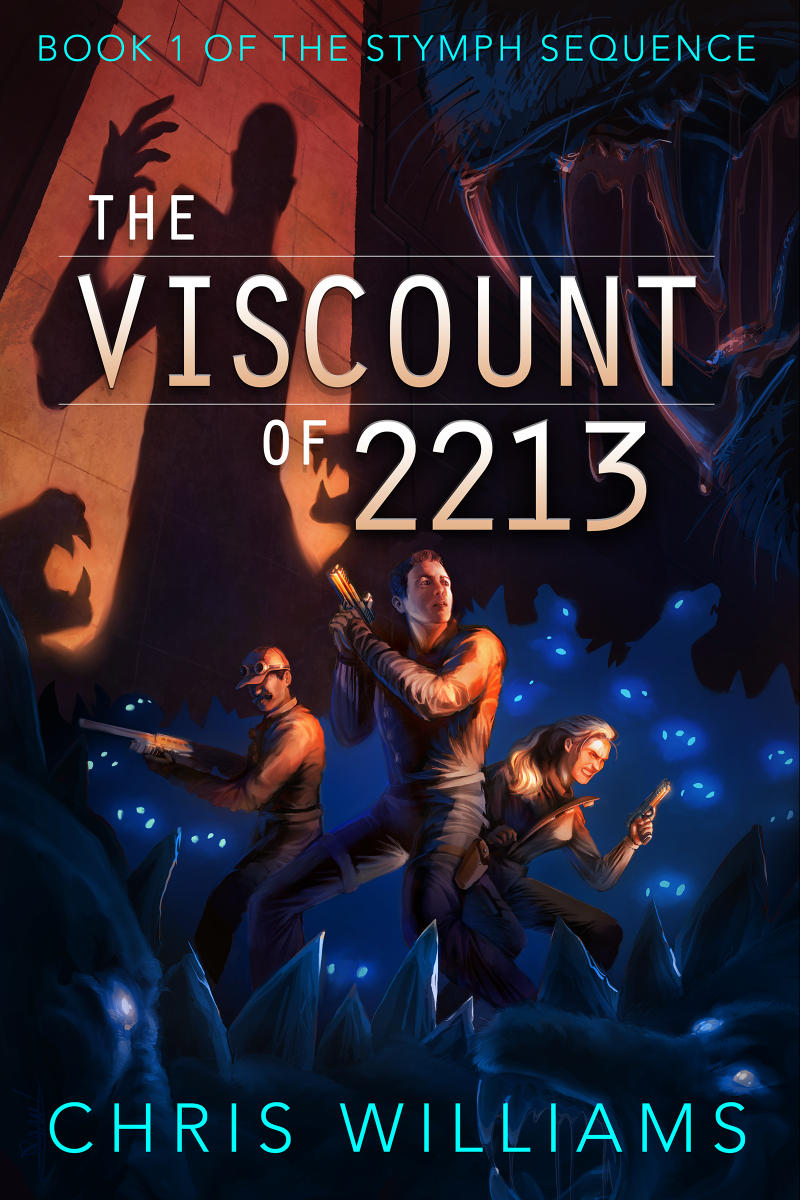 The Viscount of 2213 Cover Image