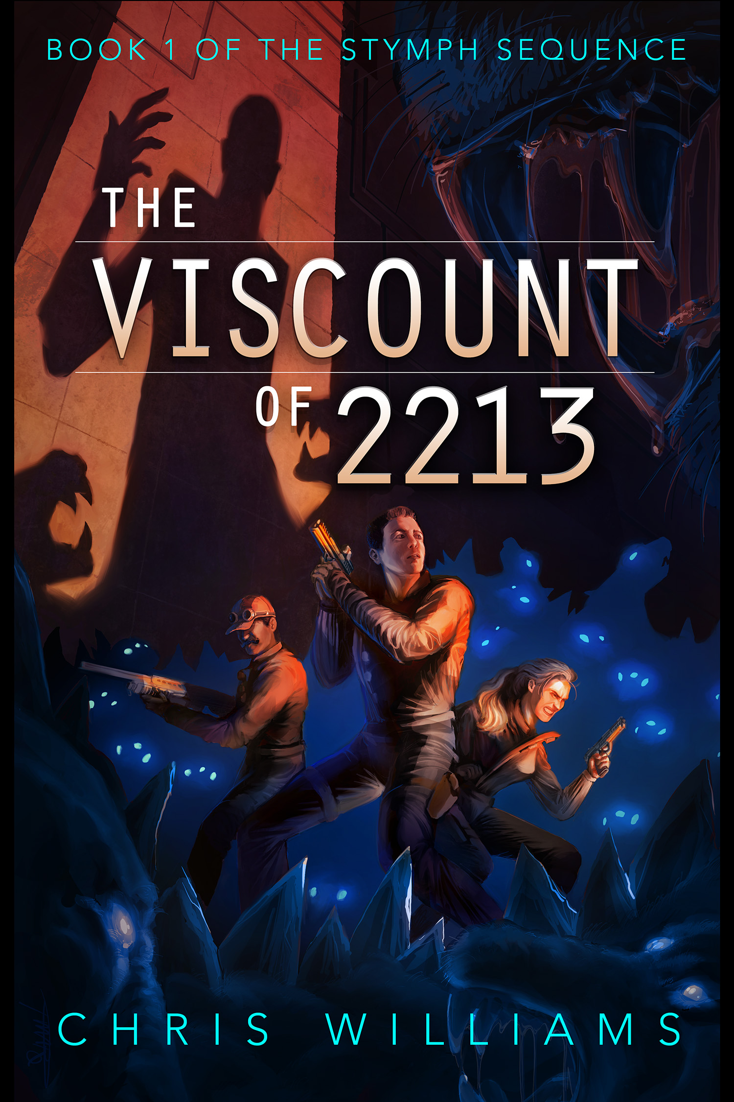 Viscount of 2213 Front Cover