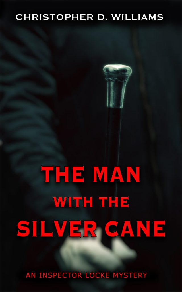 Man with the Silver Can Cover