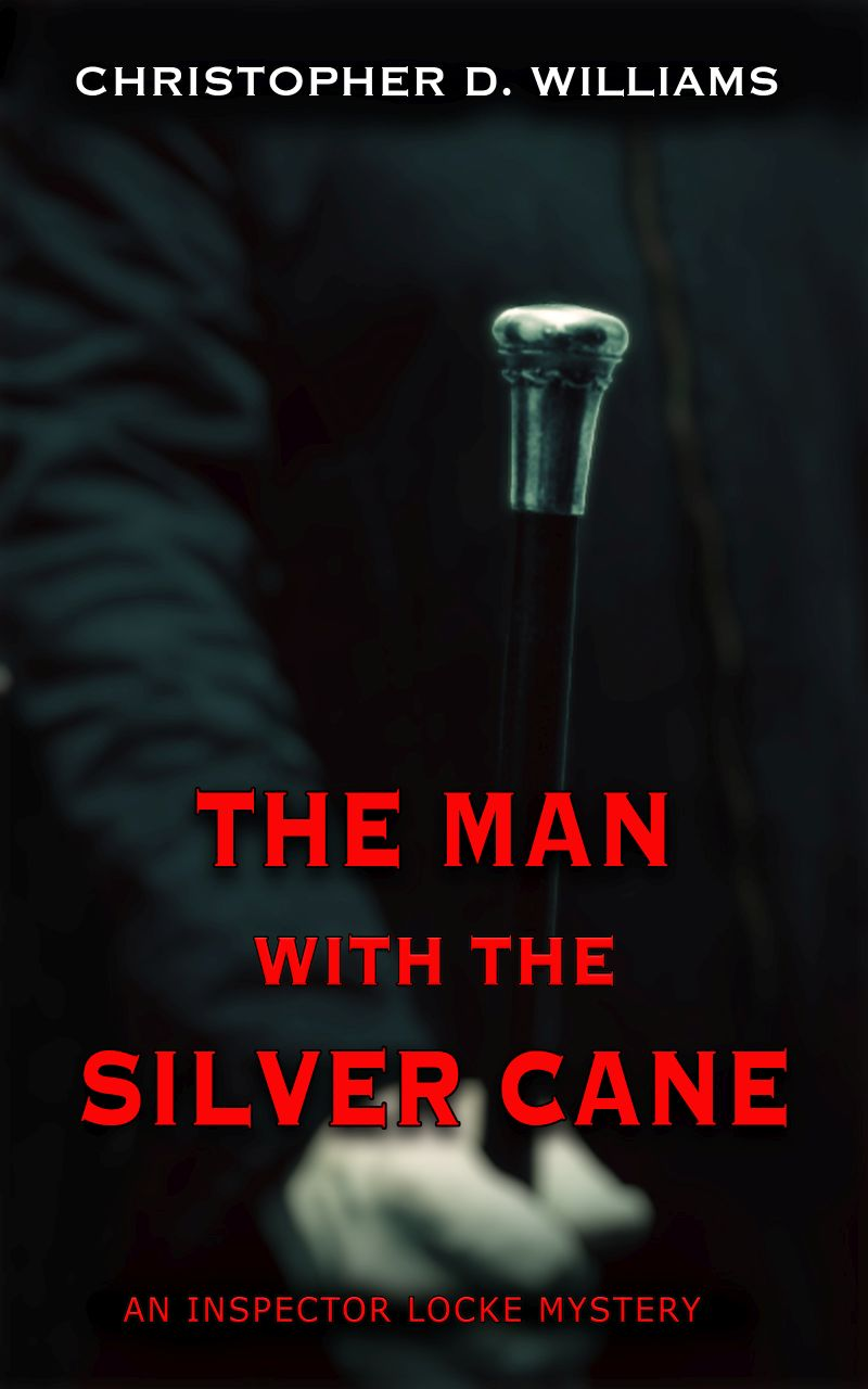 Man with the Silver Cane Cover