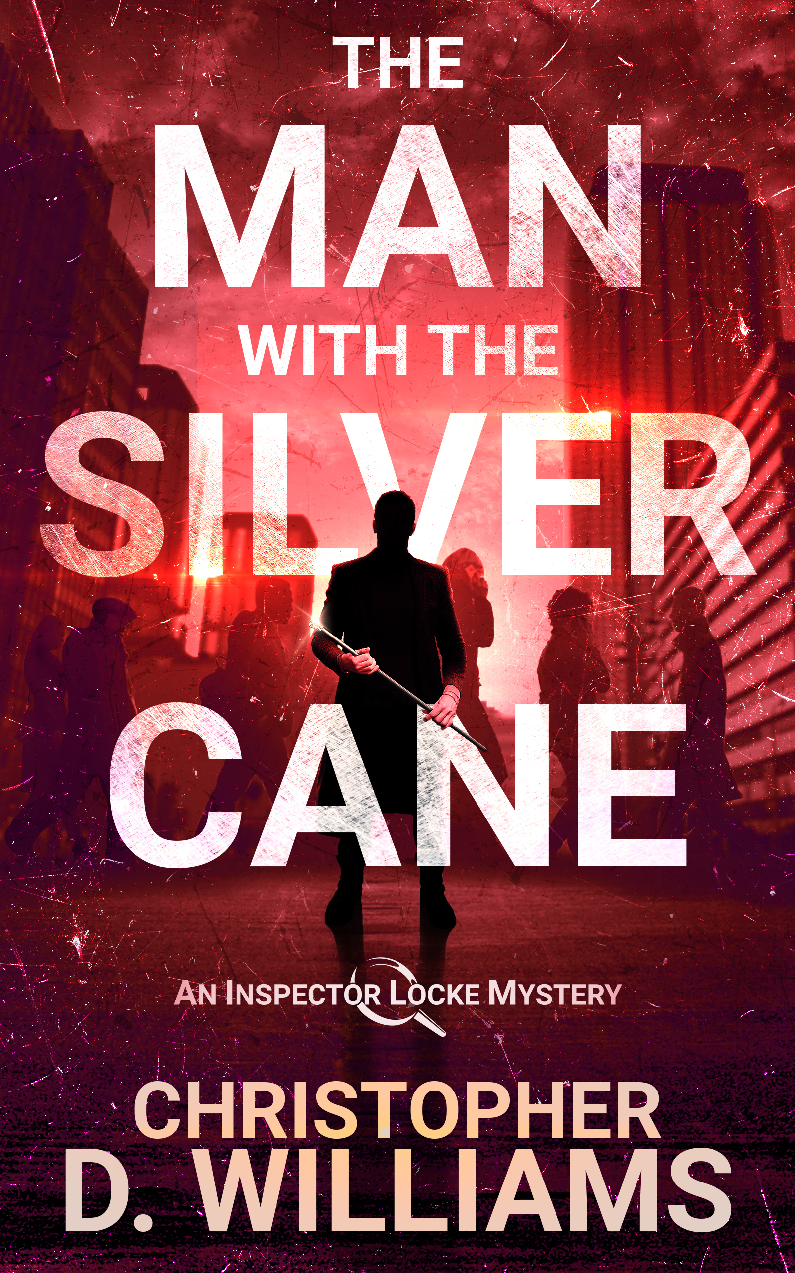 The Man with the Silver Cane - New 2021 Cover